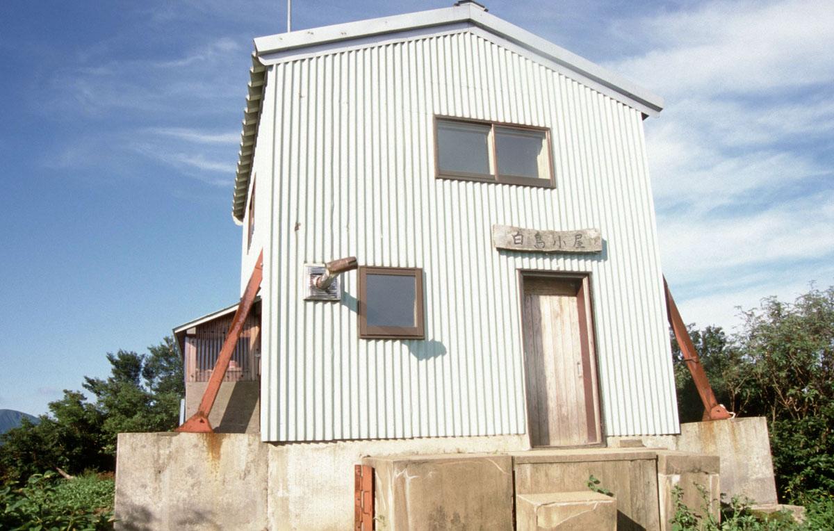 1998_再建された白鳥小屋